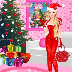 barbie christmas games